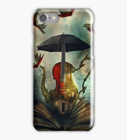 My violin iPhone Case/Skin