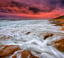13th Beach - Barwon Heads by Hans Kawitzki