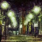 City Street by Joe Misrasi