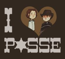 I love Posse by Bskizzle