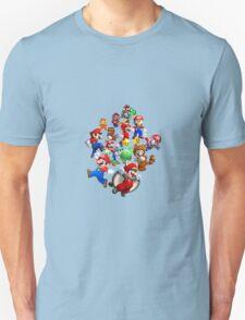 Mario Evolution T-Shirt