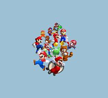 Mario Evolution Unisex T-Shirt