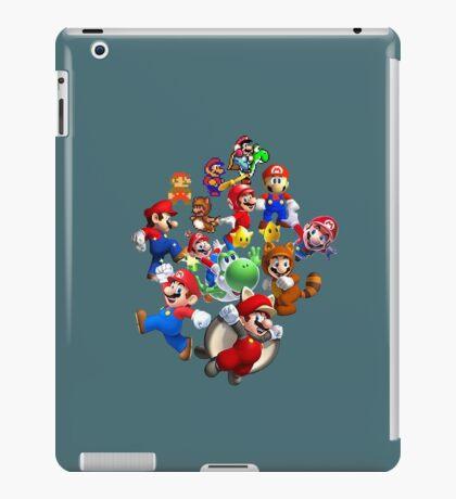 Mario Evolution iPad Case/Skin