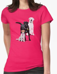 Pals Womens Fitted T-Shirt
