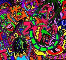Crazy by Karen Elzinga