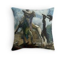 Seize Victory Throw Pillow