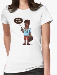 Jules Winnfield Womens Fitted T-Shirt