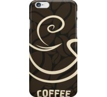 Coffee cup7 iPhone Case/Skin