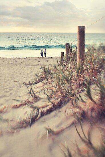 Coastal Moments 3 by Trish Woodford