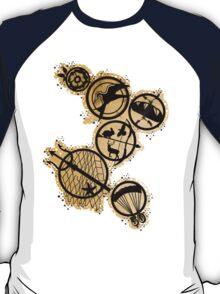 Tribute Pins T-Shirt