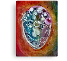 Egg of Easter Canvas Print