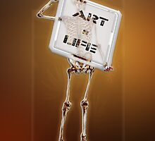 Art = Life by Yanieck