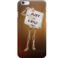 Art = Life iPhone Case/Skin