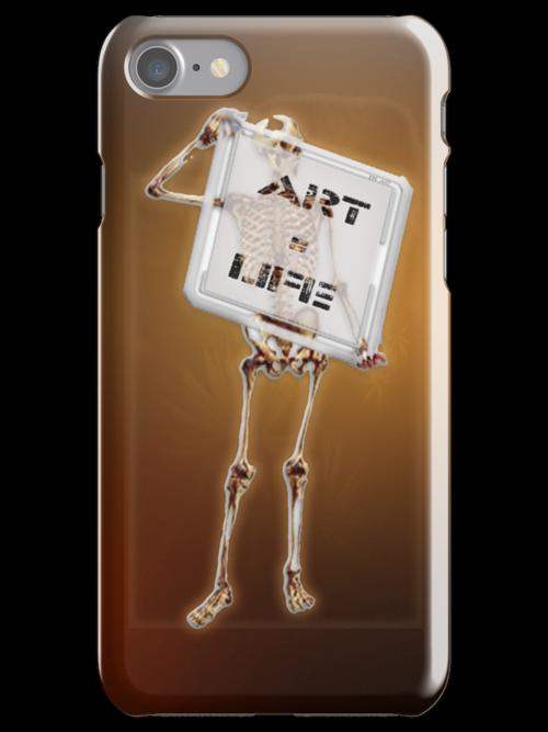 Art = Life by Yvon van der Wijk