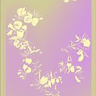 Sereen Abstract flower_02 by Yanieck
