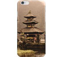 ©Wall art _Bali_iphone_01 iPhone Case/Skin