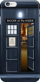 Bigger on the inside by ikado