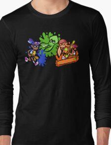 Splatoon! Long Sleeve T-Shirt