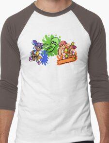 Splatoon! Men's Baseball ¾ T-Shirt