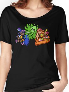 Splatoon! Women's Relaxed Fit T-Shirt