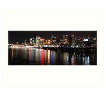 Brisbane River Art Print