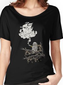 Wow It's a ship ! Women's Relaxed Fit T-Shirt