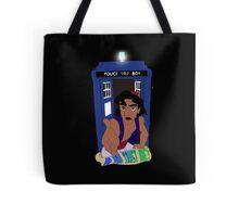 Doctor Who Aladdin mashup - Do you trust me? Tote Bag