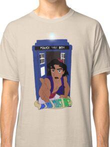 Doctor Who Aladdin mashup - Do you trust me? Classic T-Shirt