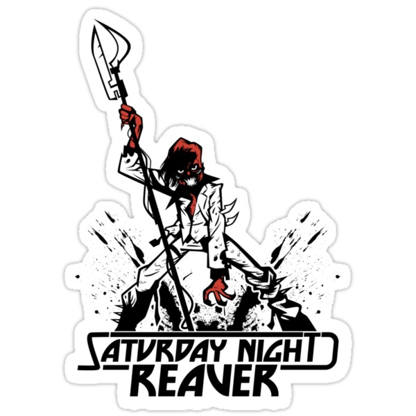 Saturday Night Reaver by nikholmes