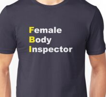 Limitless - Female Body Inspector Unisex T-Shirt