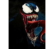 The Venom! Photographic Print