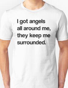 Surrounded Unisex T-Shirt
