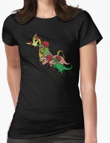 Roller Derby Dinosaurs T-Shirt