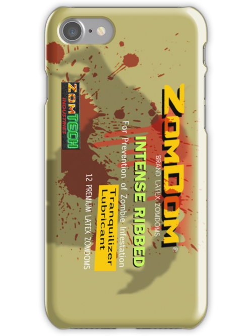 Zomdom iPhone\iPod Case 2  by JohnyGeeThe2nd