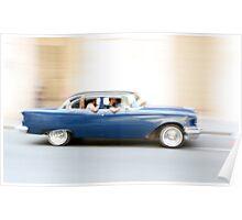 Drive by Havana. Poster