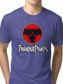 ThunderPants Tri-blend T-Shirt