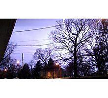 Storm 003 Photographic Print