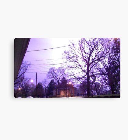 Storm 005 Canvas Print