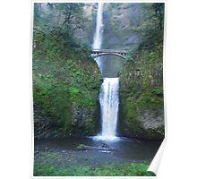 Multnomah Falls, Oregon, USA Poster