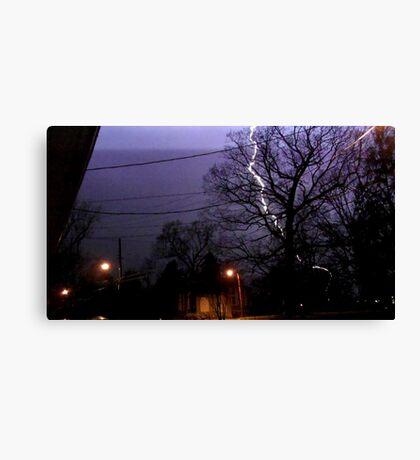 Storm 006 Canvas Print