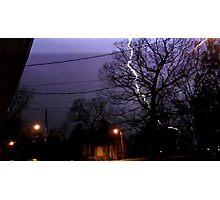 Storm 006 Photographic Print