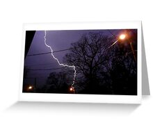 Storm 009 Greeting Card