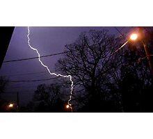 Storm 009 Photographic Print