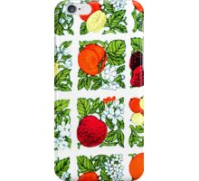 Fifties Fruit iPhone Case/Skin