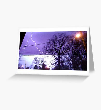 Storm 012 Greeting Card