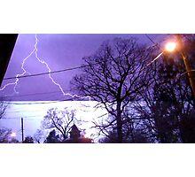 Storm 012 Photographic Print