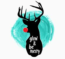 Glow and Be Merry Unisex T-Shirt