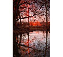 First Light At Belmar Photographic Print