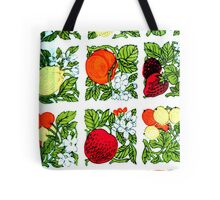 Fifties Fruit Tote Bag