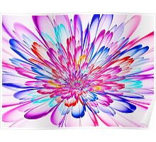 Prism 3D Bloom  Poster